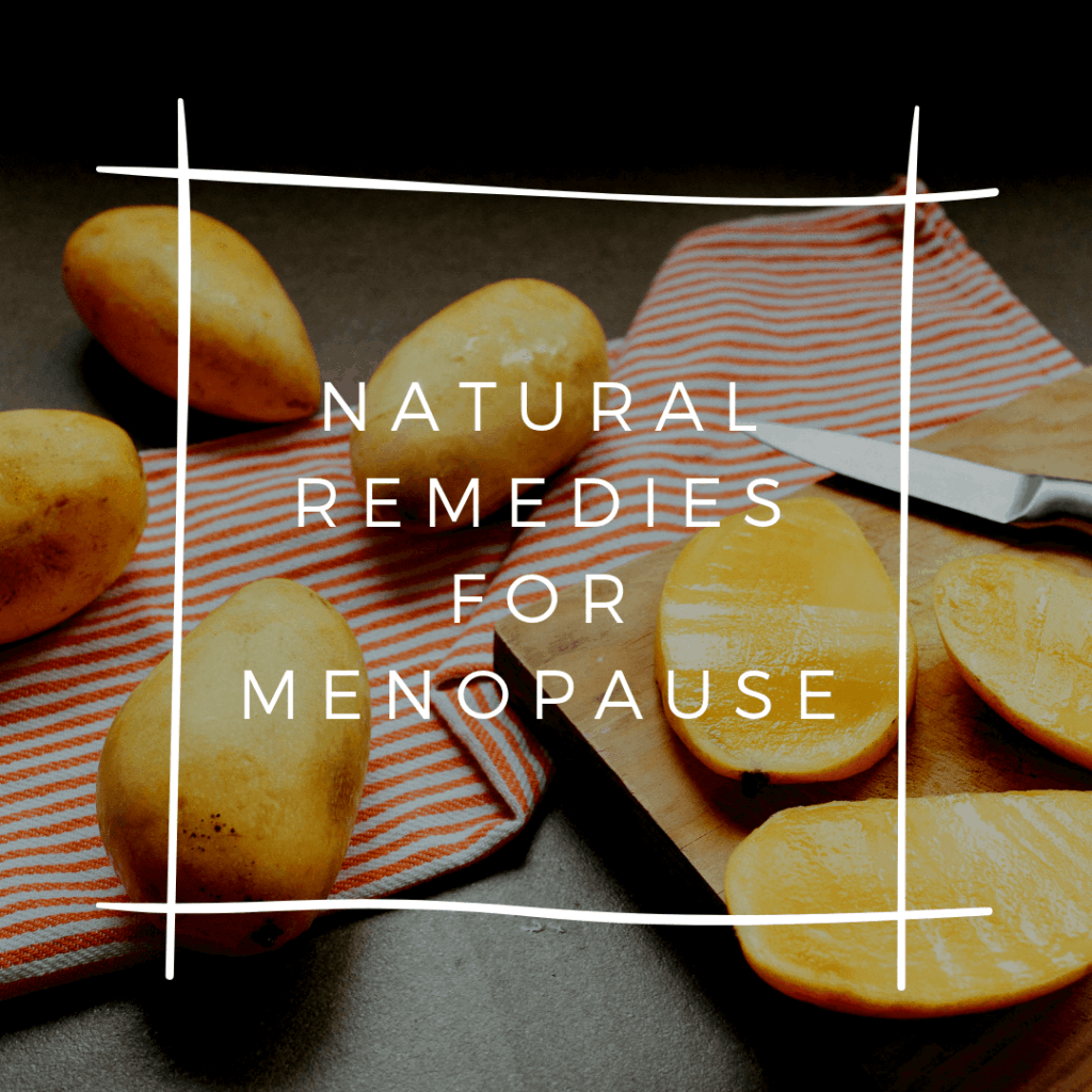 dietary changes can provide natural remedies for menopause