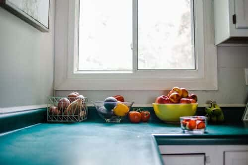 Go Further With Food by Storing on Counter