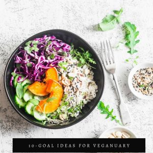 10-Goal Ideas for Veganuary and Beyond