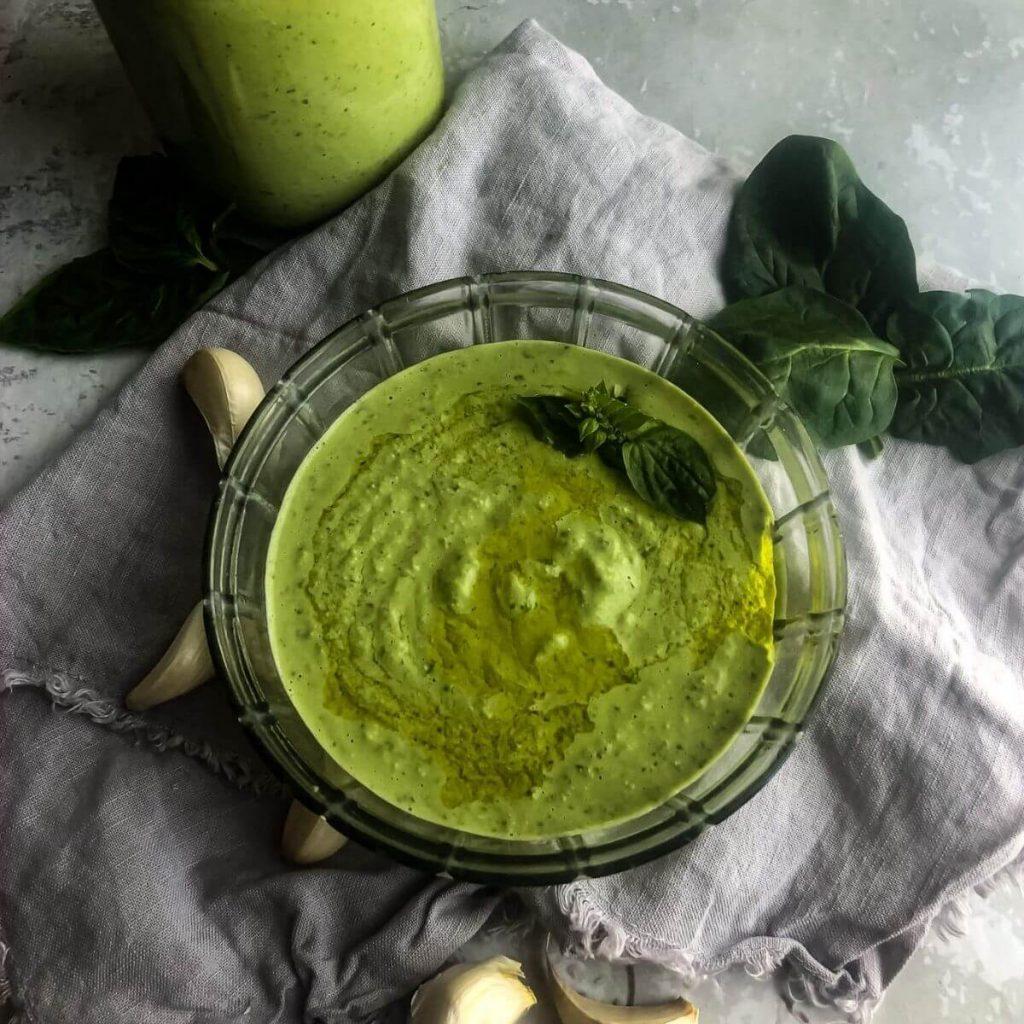 Artichoke Pesto SAuce